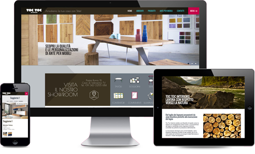 企业/营销网站开发